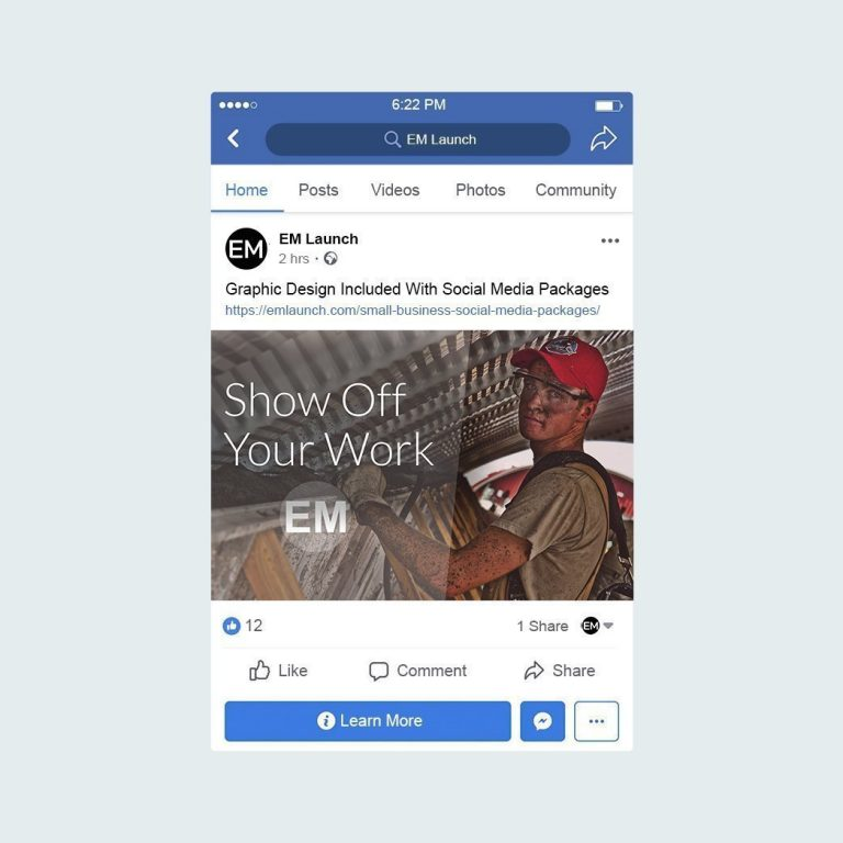 Facebook Mobile Post Mockup-2